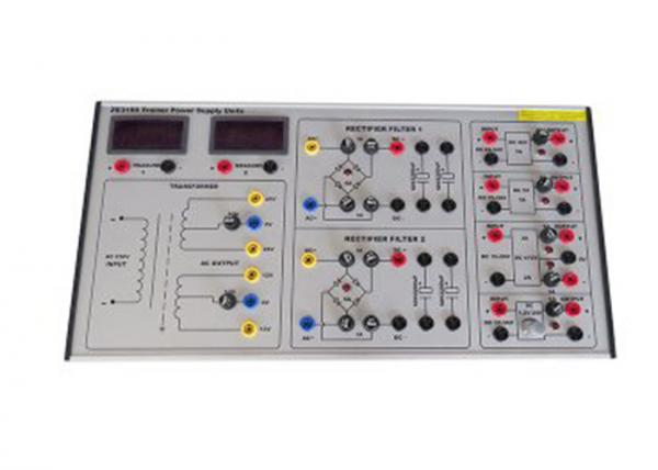 Quality ZE3199 Educational Electronic Equipment / Power Supply Trainer for sale