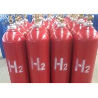 Acid Resistance Oxygen Welding Gas Cylinder For Ambulance / Hospital