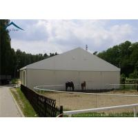 China 12m*35m Lightweight Truss System Heavy Duty Tent Hop - Dip Galvanized wholesale