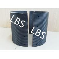 China Professional Split Lebus Sleeve For Reel And Wire Rope Drum In Differenct Working Condition wholesale