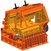China Excellent fine impact crusher price with high productivity and competitive price on sale