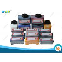 China Ethanol Based DOD Ink Jet Printer Ink Quick Drying With High Viscosity wholesale