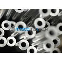 China S31600 / S31603 Stainless Steel Precision Seamless Cold Rolled Tubing With Bright Annealed Surface wholesale