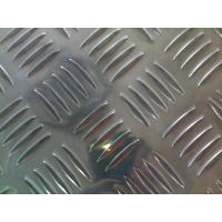 China 3000 Series 3003 H14 Polished Aluminum Diamond Plate Thickness 0.7mm-20mm wholesale