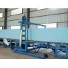 Buy cheap Horizontal Polyurethane Block Sponge Cutting Machine CNC With Knife Belt PLC Control from wholesalers