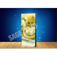China Thin Video Wall P10 LED Video Curtain Transparency 5500 Cd/M2 Brightness wholesale