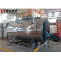 China Low Pressure Large 15 Ton Gas Oil Steam Boiler Factory Using For Production on sale