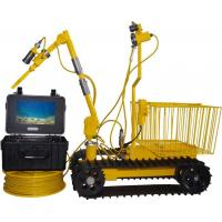China Underwater Working Type ROV, Tracked Walking ROV(VVL-SV-X) for agriculture,underwater pickup and objects collection wholesale