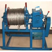 China High Efficiency Slip Way Winch Marine Tool Liting Pulling Winch for Drilling wholesale
