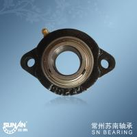 China Custom Cast Iron Pillow Block Bearing For Chemical Machinery SBLF205-16 wholesale