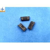 China Pitch 2.00mm Wire To Board Connectors Single Row Crimp Connector with Tin-plated terminals wholesale