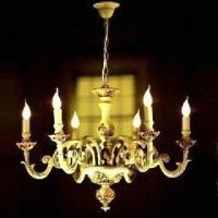 China Chandelier/Crystal Lighting, Measures 800 x 600mm, with Steel Structure wholesale