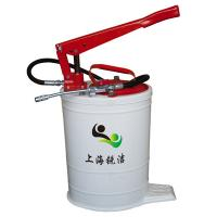Quality Hand Grease pump RJ-6032 20L The Lubrication pump for Heavy Machines for sale