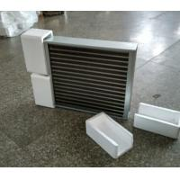 China USA Market Water to Air Copper Tube Aluminium Finned Heat Exchanger on sale