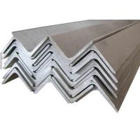 China Black Steel Equal Angle Iron Sizes , Carbon Steel Angle Bar for Steel Structure wholesale