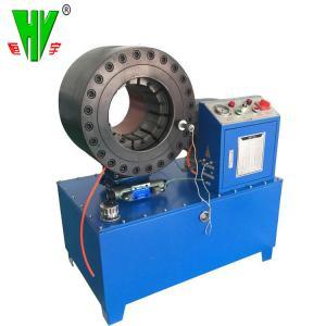 China 1/4-2'' hose press machine hydraulic pressure hose crimping tool for sale wholesale