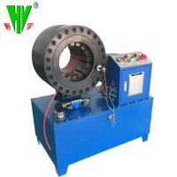 China Equipment for crimp hydraulic hose fittings emergency hydraulic hose repair clamping machine wholesale