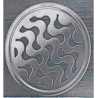 China Export Europe America Stainless Steel Floor Drain Cover5 With Circle (Ф97.3mm*3mm) wholesale