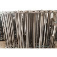China Dehydration Chain Type Stainless Steel Wire Belt , Metal Mesh Conveyor Belt wholesale