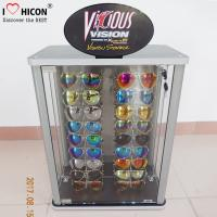China Countertop Eyeglasses Retail Acrylic Display Case Custom Logo For Sunglasses wholesale