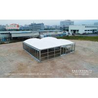 China Aluminum & PVC Modular Tent Used for High Class Events , Waterproof Canopy Tent wholesale