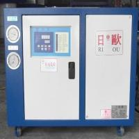 China 3N - 380V - 50HZ R22 Refrigerant Industrial Water Chiller Water Cooled Chiller High Cooling Effect wholesale