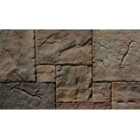 China Sound Proof Castle Artificial Exterior Stone / Natural Cultured Stone on sale