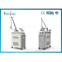 China New style red 1064nm &532nm Q Switch Laser Tattoo Removal Machine for hospital use wholesale