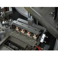 Automatic Locking Hose Clamp Assembly Line Equipment , Hose Clamp Making Machine