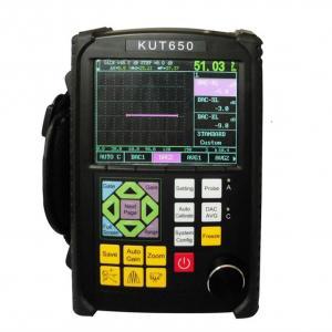 Buy cheap Ultrasonic Flaw Detection Equipment , Weld Ultrasonic Testing Equipment , Industrial Flaw Detector Ultrasonic Testing from wholesalers