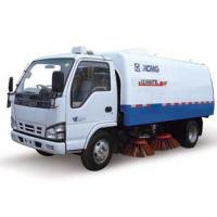 Buy cheap Best Quality of Cleaning Road Sweeper Truck from wholesalers