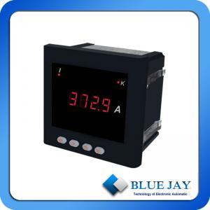 China LED Display Smart Meter Ampere Meter Single Phase Current Panel Meter Smart Electric Meter wholesale