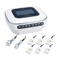 China Multifunctional RF Laser Beauty Machine With Tripolar Pads Fat Reduction wholesale