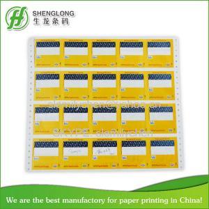 China Password Envelope Pin Mailer on sale