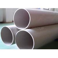 China ASTM JIS Stainless Steel Welded Pipe Large Diameter For Industrial Fluid Conveying wholesale