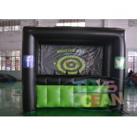 China Interactive Inflatable Archery Game With Hover Balls For Archery Tag Sports wholesale