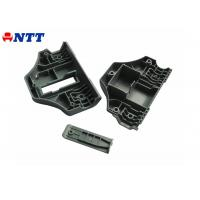 China Custom Electric Injection Molding Black PP Material Plastic Molded Products Parts wholesale