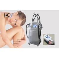 China Vacuum Pulse Cryolipolysis Slimming Machine For Tighten Skin With 2 Handles wholesale