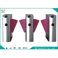 China Custom CPSE Pedestrian Flap Gate Turnstile Port Exhibition Hall Barrier wholesale