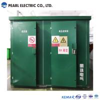 China 2200kva and 35 kv padmounted transformer for wind power generation wholesale