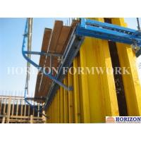 China Safety Platform Wall Formwork Systems Scaffold Board Brackets For Pouring Concrete wholesale
