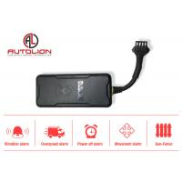 Buy cheap Power Falure Alarm Car Gps Tracker 9 - 80V For Transports Super Mini from wholesalers