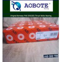China Shaft Thrust FAG Roller Bearings 29322E1 with Single Direction and Radial Load wholesale