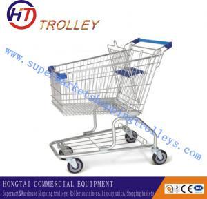 China Supermarket Basket Shopping Trolley on sale