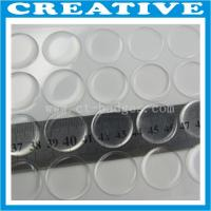 China 25mm clear dome epoxy sticker wholesale
