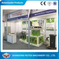 China 1-1.5Ton/h Output Ring Die Wood Pellet Machine  , Wood Pellet Press Machine with CE wholesale