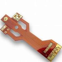 China Single /Double Sided Flexible PCB  Polyimide Material Immersion Gold Surface Finish wholesale