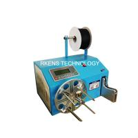 China Safe Wire Coil Binding Machine Copper Wire Winding Machine PLC Controlled wholesale