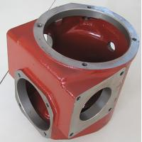 Buy cheap CNC Casting iron flow pump casing supplier from wholesalers