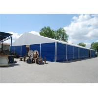 China 15m*30m Warehouse Tents Shelter Clear Orange Black Red High Pressed wholesale